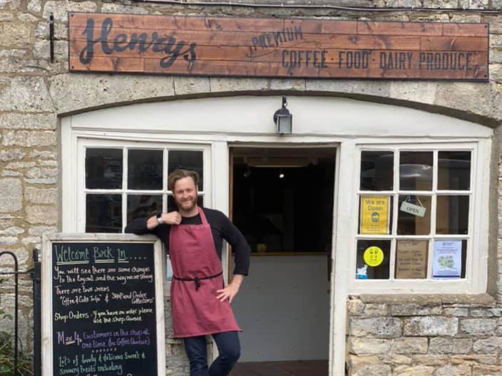 Henrys Coffee House